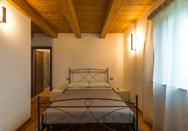 Vacanze in toscana cortona for Noleggio cabina invernale